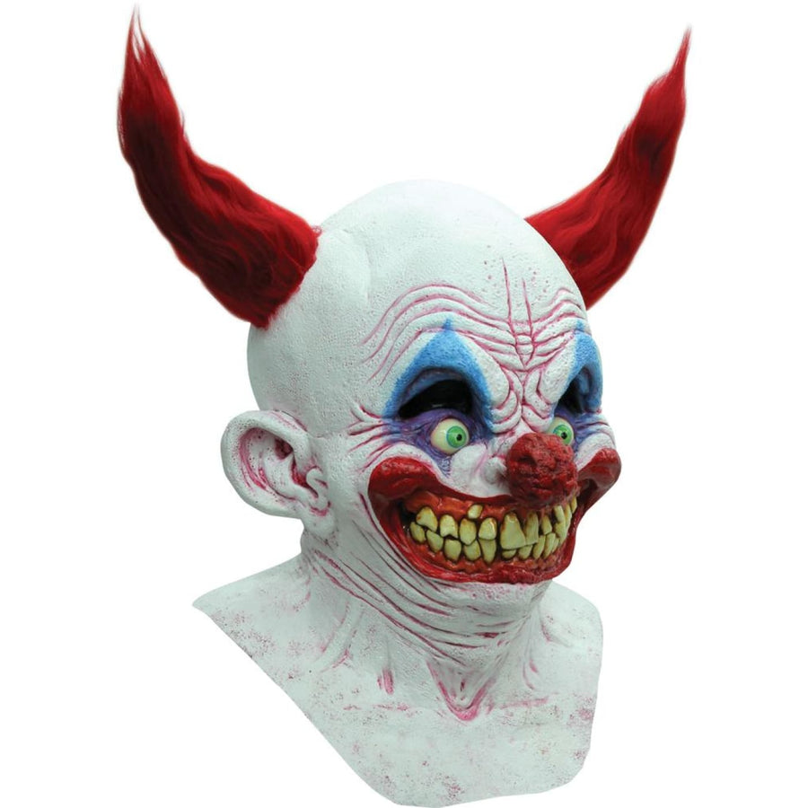 Chingo The Clown Latex Costume Mask - Clown & Mime Costume clown costumes