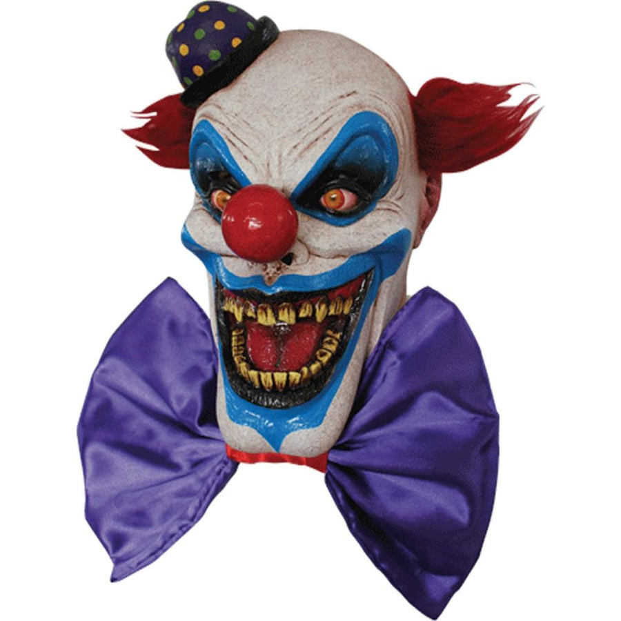 Chompo The Clown Mask - Clown & Mime Costume clown costumes Costume Masks