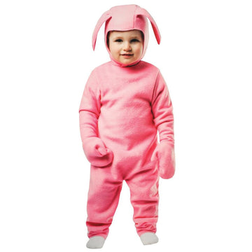 Christmas Story Bunny Toddler Costume 18-24 - Christmas Costume Halloween
