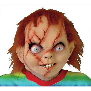 Chucky Seed Of Latex Mask - Costume Masks Halloween costumes Halloween Mask