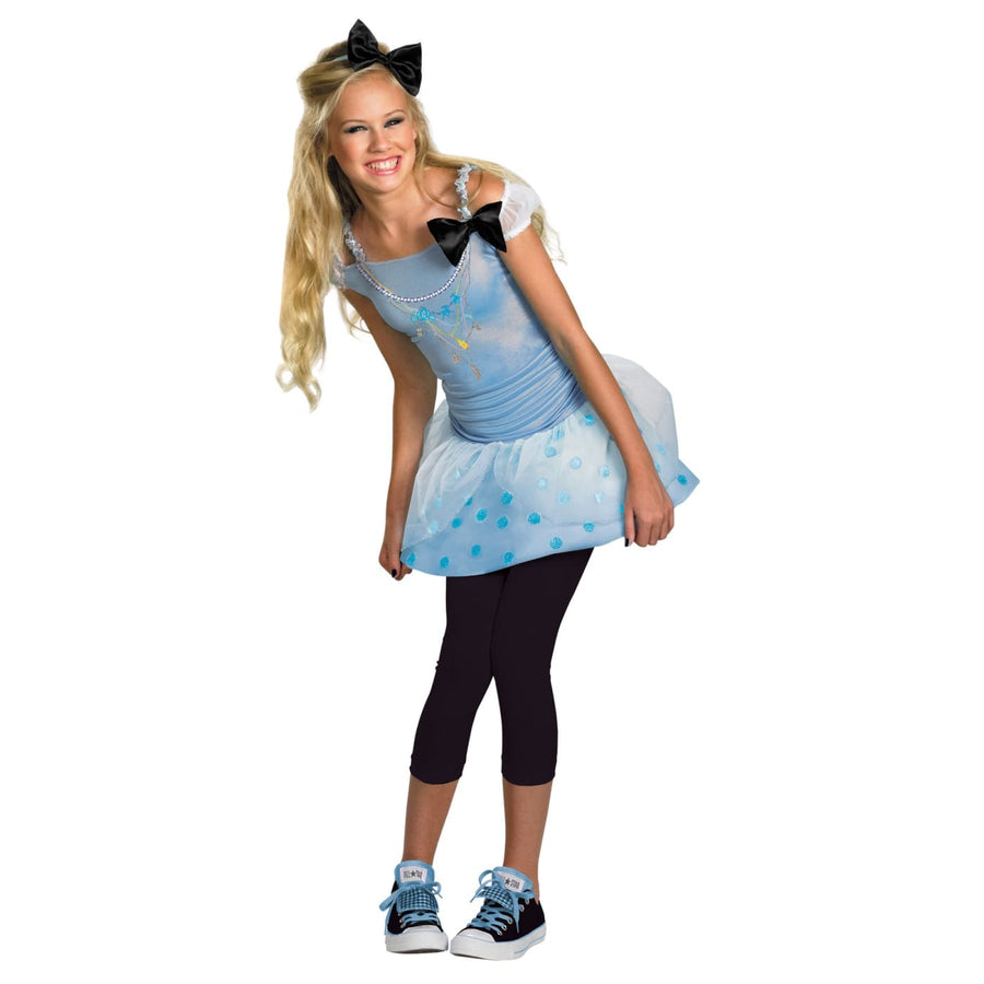 Cinderella Tween Costume 7-8 - adult halloween costumes Disney Costume Fairytale