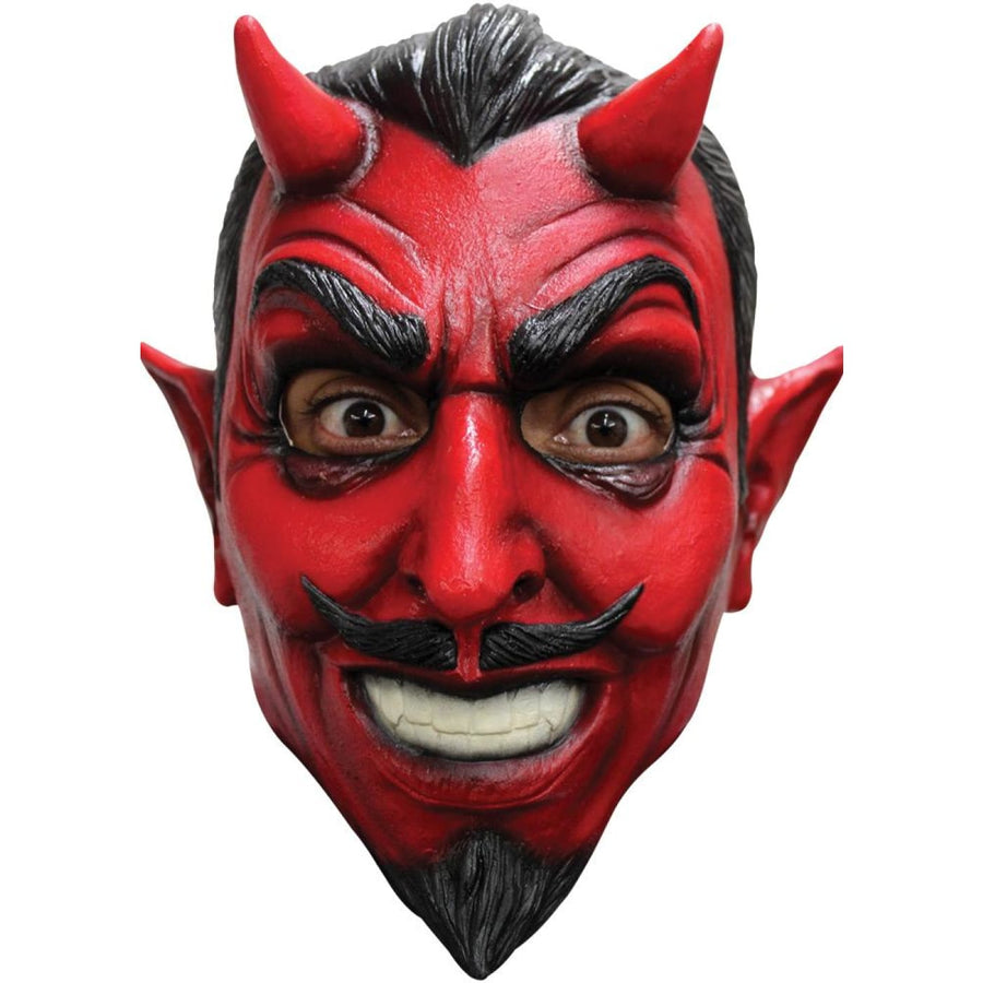 Classic Devil Mask - Costume Masks Demon & Devil Costume Halloween costumes