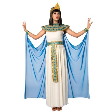 Cleopatra Adult Lg - adult halloween costumes Egyptian Costume female Halloween