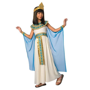 Cleopatra Child Sm - Cleopatra Halloween Costume Egyptian Costume Girls Costumes
