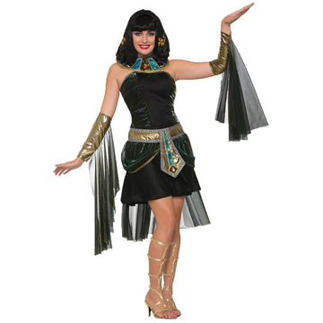Cleopatra Fantasy Adult Costume - adult halloween costumes Egyptian Costume
