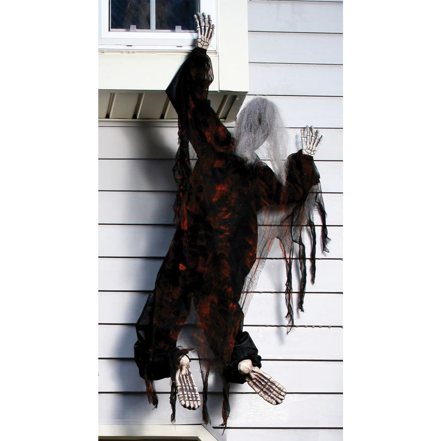 Climbing Dead Zombie Black - Decorations & Props Halloween costumes haunted