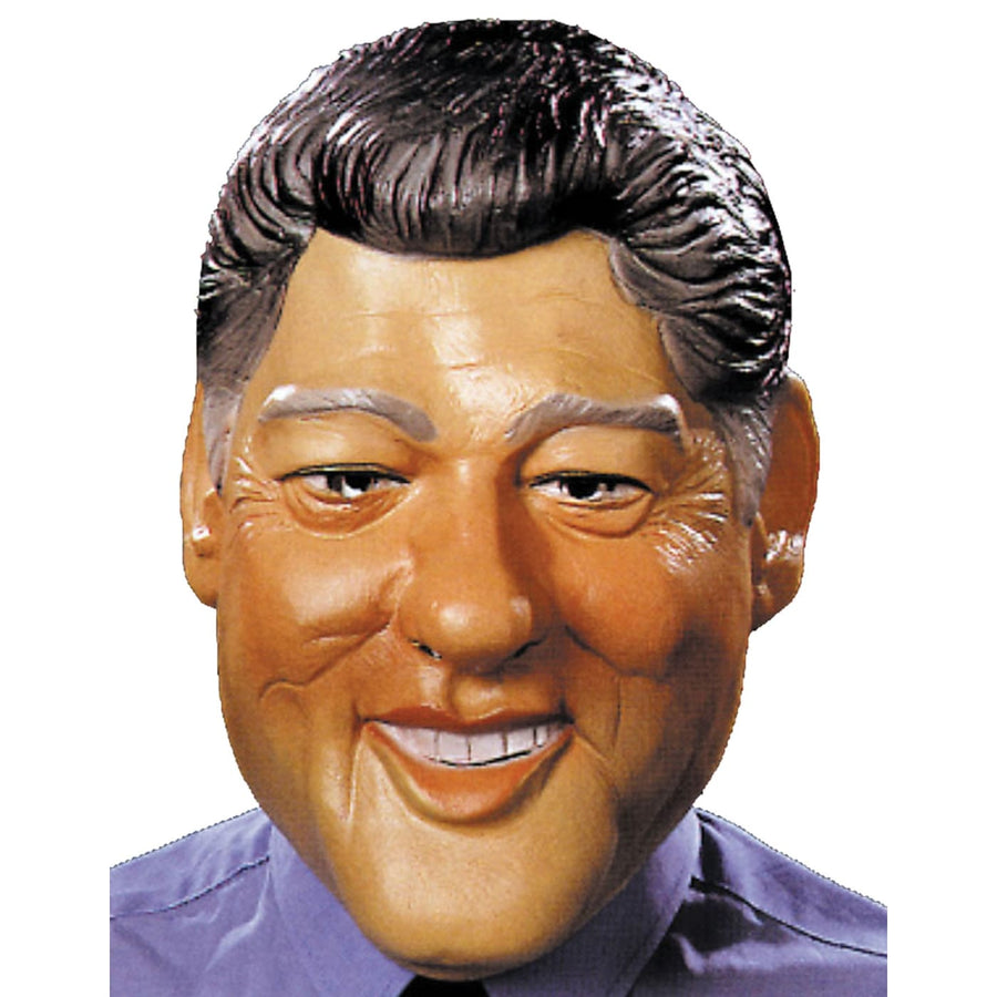 Clinton Mask - Celebrity Costume Clinton Mask Costume Masks Halloween costumes
