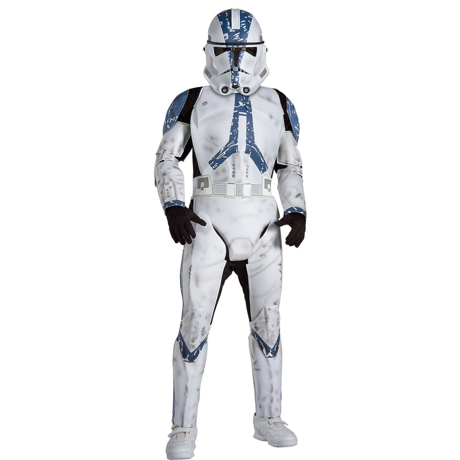 Clonetrooper Child Deluxe Large - Halloween costumes Star Wars Costume star wars