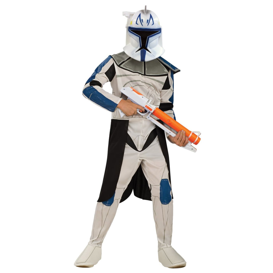 Clonetrooper Com Rex Child Med - Halloween costumes Star Wars Costume star wars