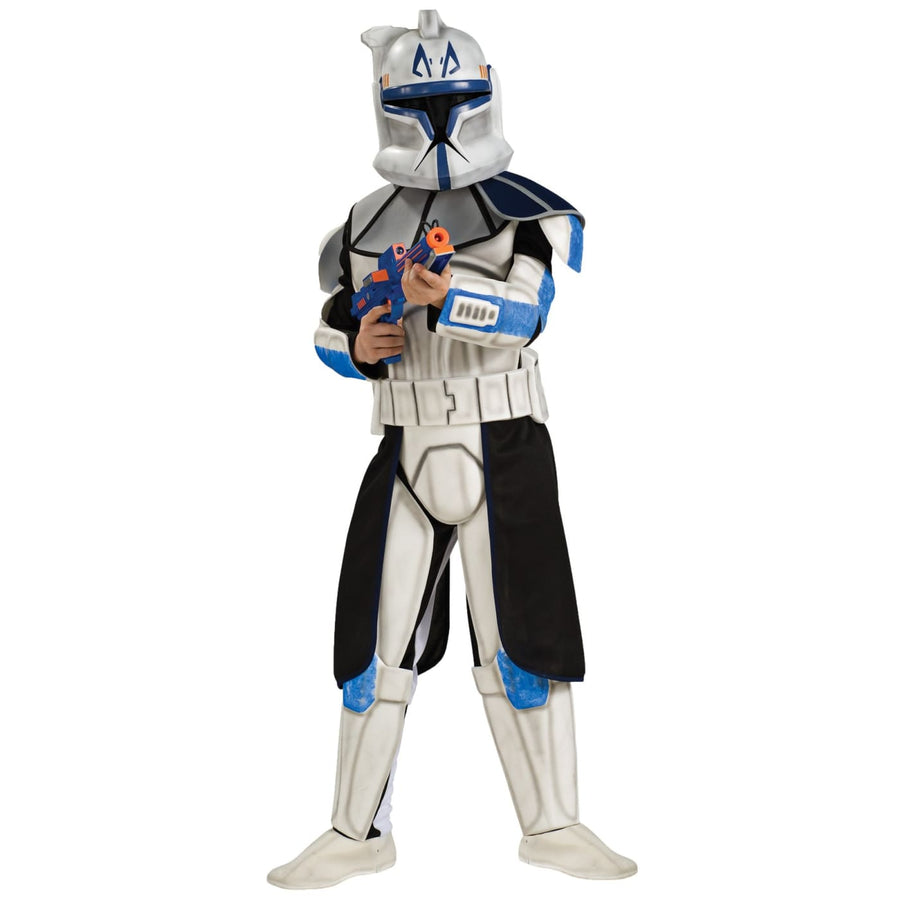Clonetrooper Rex Deluxe Boys Costume Small - Boys Costumes boys Halloween