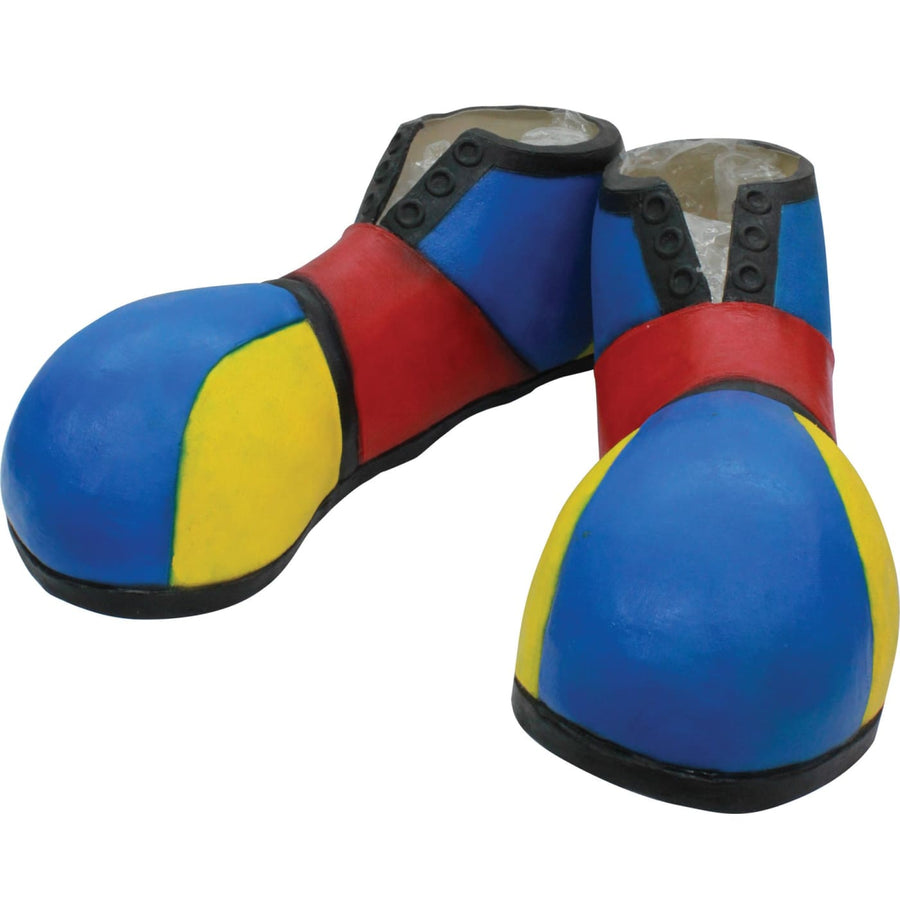 Clown Shoes Latex - Clown & Mime Costume clown costumes Halloween costumes
