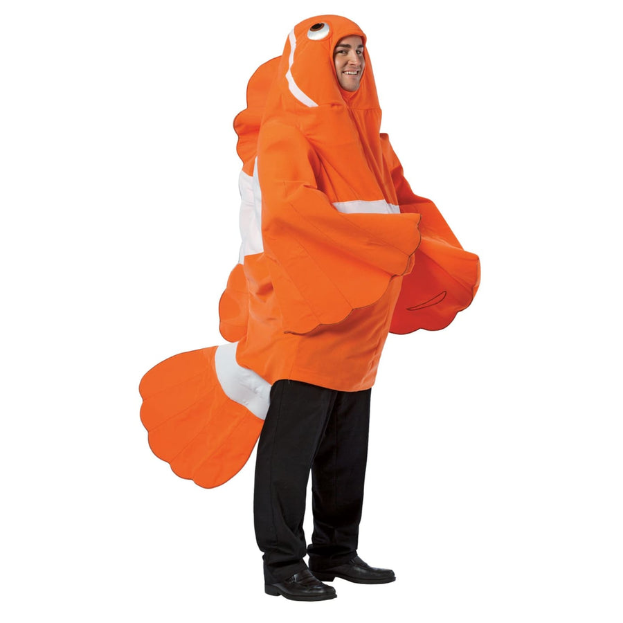 Clownfish Adult Costume - adult halloween costumes Animal & Insect Costume clown