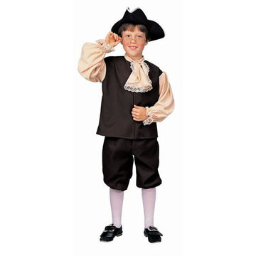 Colonial Boy Boys Costume Sm - Boys Costumes boys Halloween costume Colonial