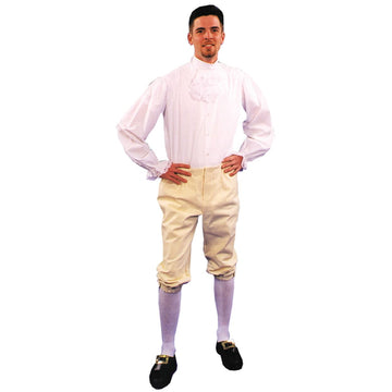 Colonial Breeches Xlg - adult halloween costumes halloween costumes Historical