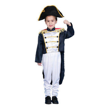 Colonial General Boys Costume Sm 4-6 - Boys Costumes boys Halloween costume