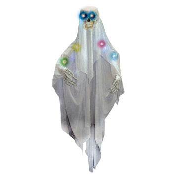Color Changing Skeleton Ghost - Decorations & Props Halloween costumes haunted