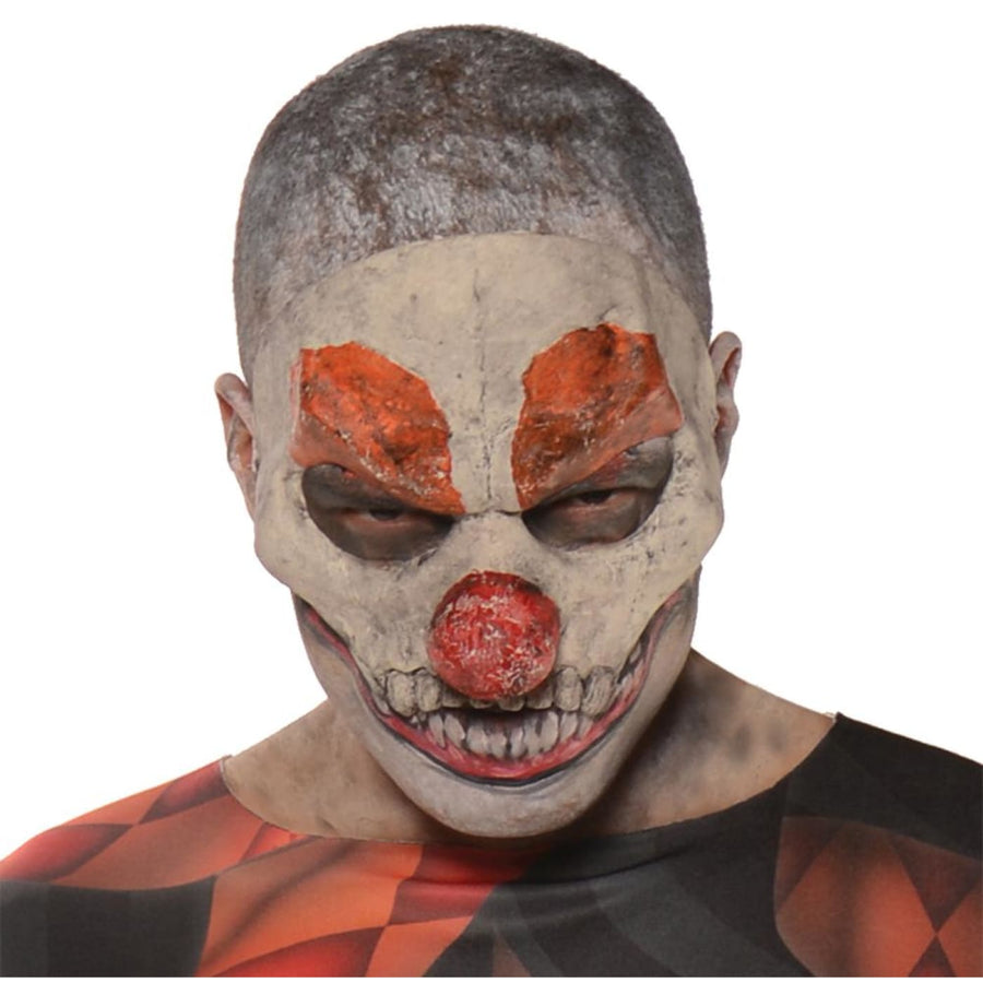 Costume Mask Evil Clown - Clown & Mime Costume clown costumes Halloween costumes