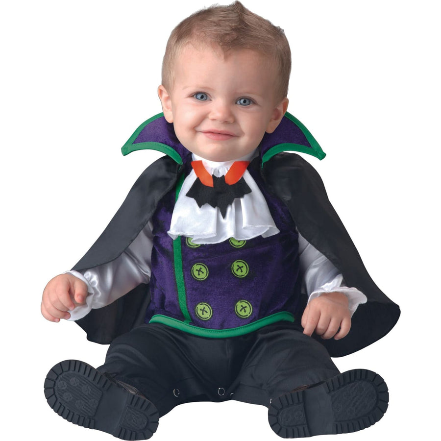Count Cutie Toddler Costume 12-18 Months - Gothic & Vampire Costume Halloween