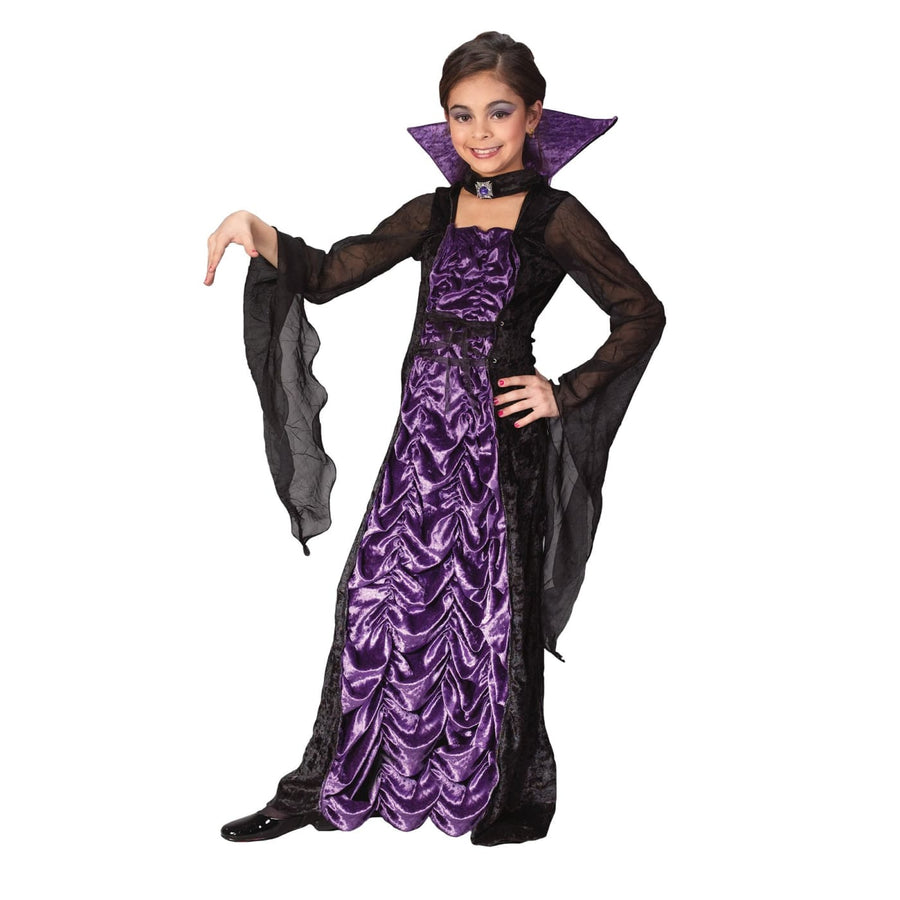 Countess Of Darkness Ch Sm - Girls Costumes girls Halloween costume Gothic &