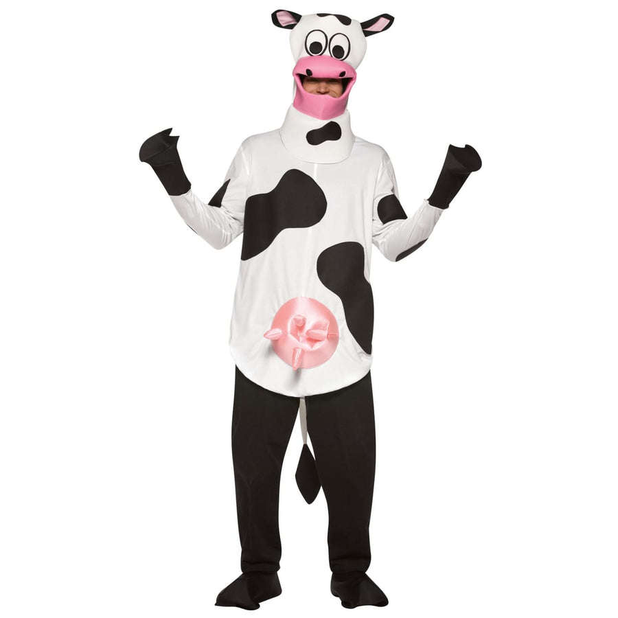Cow Adult Costume - Animal & Insect Costume Halloween costumes Mens Costumes