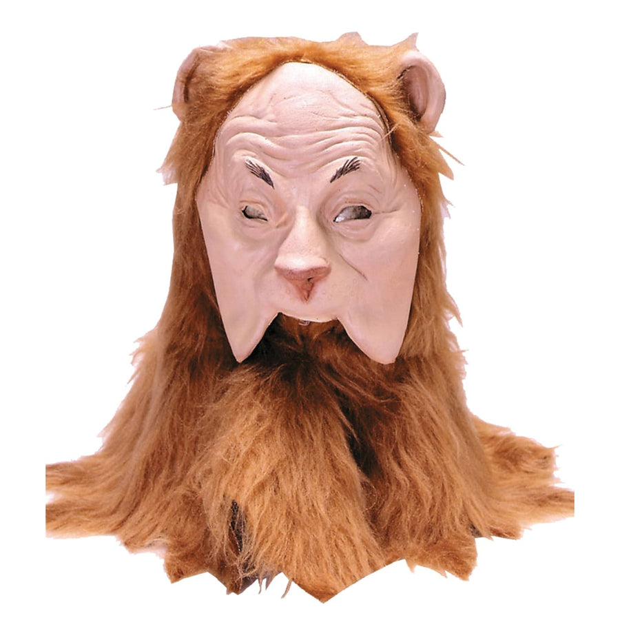 Cowardly Lion Mask - Costume Masks Cowardly Lion Mask Halloween costumes