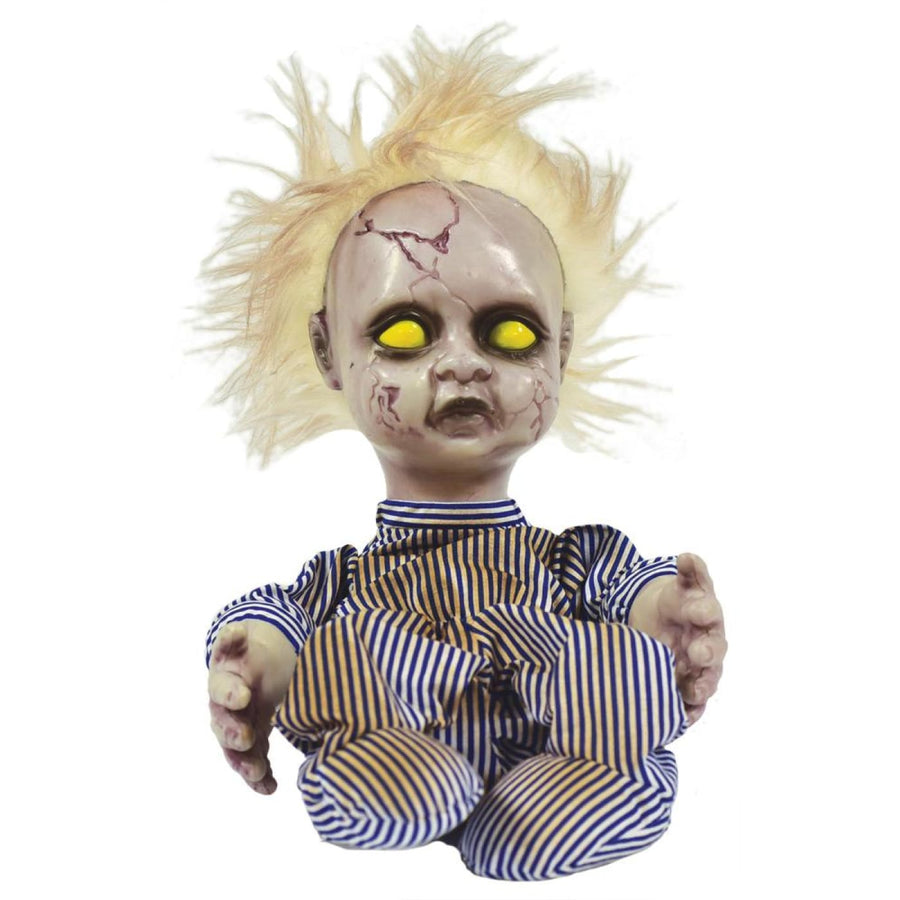 Creepy Doll Blonde Animated - New Costume