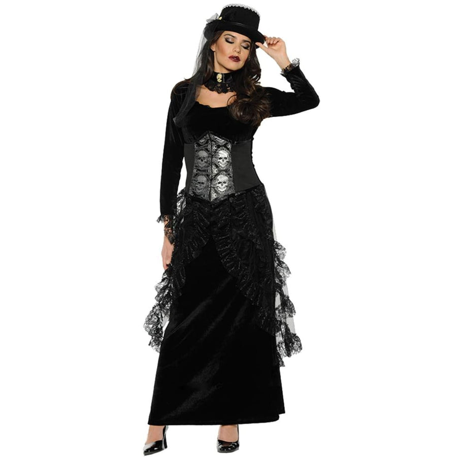 Dark Mistress Adult Costume Large - adult halloween costumes female Halloween