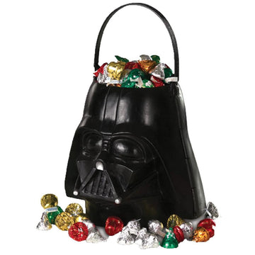 Darth Vader Halloween Candy Pail - featured Halloween costumes Star Wars Costume