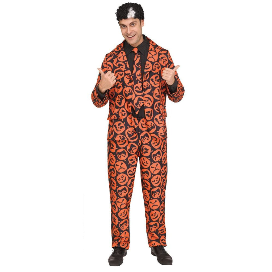 David S Pumpkin SNL Mens Costume - adult halloween costumes David S Pumpkin SNL