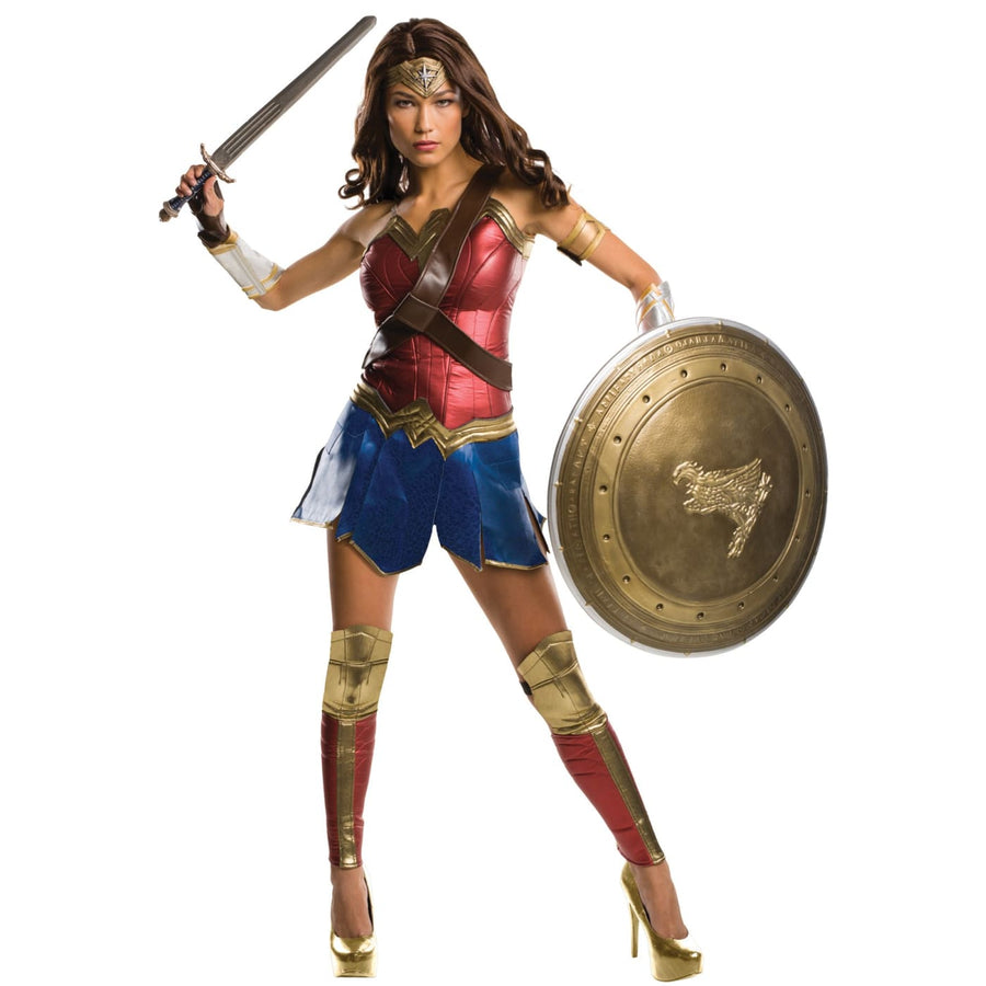 Dawn of Justice Wonder Woman Grand Heritage Md - Halloween costumes New Costume
