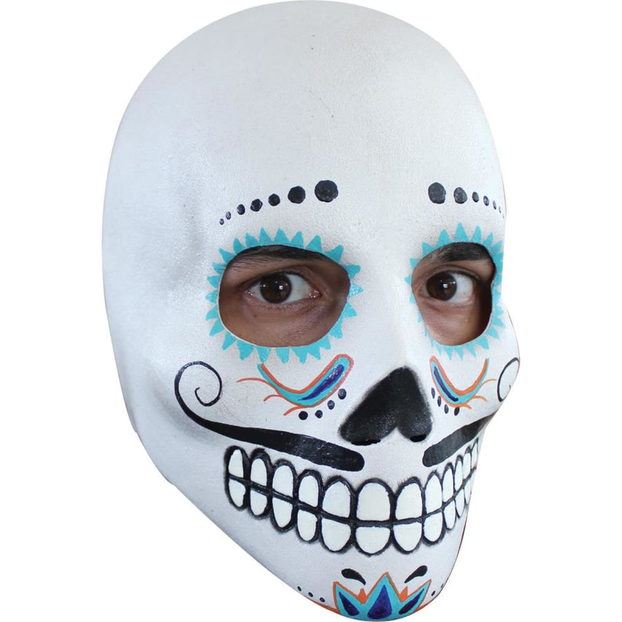 Day Of The Dead Catrin Deluxe Mask - Costume Masks Halloween costumes Halloween