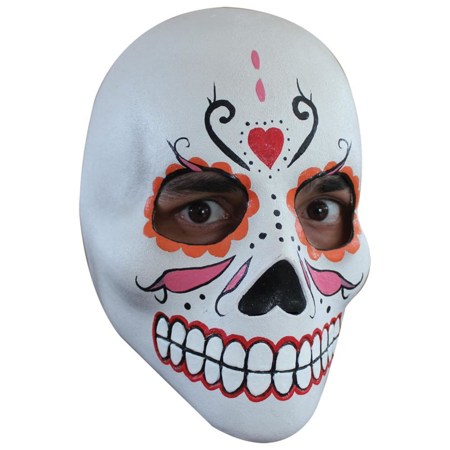 Day Of The Dead Catrina Deluxe Mask - Costume Masks Halloween costumes Halloween