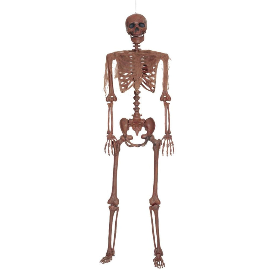 Decayed Pose N Stay Skeleton Prop - Decorations & Props Halloween costumes