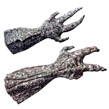 Deluxe Alien Hands - Alien Costume Halloween costumes Hands Feet & Chest