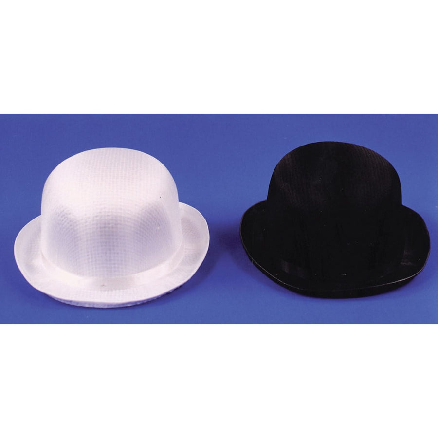 Derby Trans Silk Black Med - 20s - 40s Costume Halloween costumes Hats Tiaras &