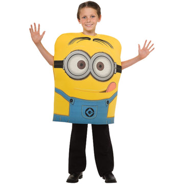 Despicable Me 2 Dave Boys Costume Sm - Boys Costumes boys Halloween costume