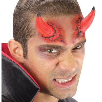 Devil Deluxe Fx Makeup Kit - Demon & Devil Costume Halloween costumes
