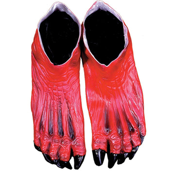 Devil Feet - Demon & Devil Costume Halloween costumes Hands Feet & Chest