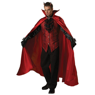 Devil Handsome Large - Demon & Devil Costume Devil Halloween Costume Halloween