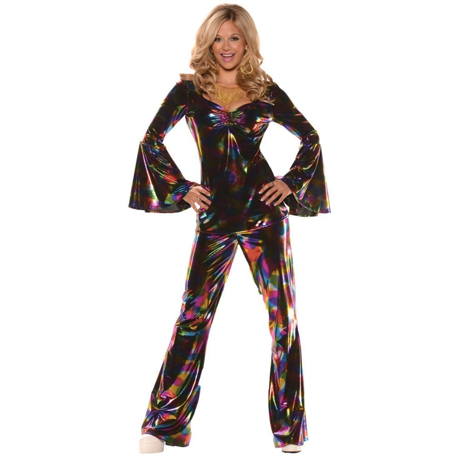 Disco Diva Womens Costume Md - adult halloween costumes Halloween Costumes New