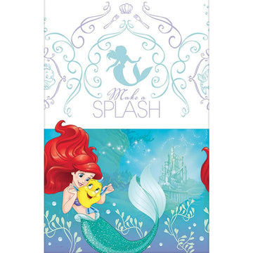 Disney Ariel Party Table Cover - Birthday Party Decorations Birthday Party