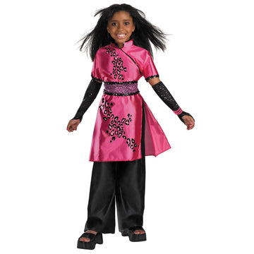 Disney Cheetah Girl Galleria Deluxe Costume 4-6X - Disney Costume Disney