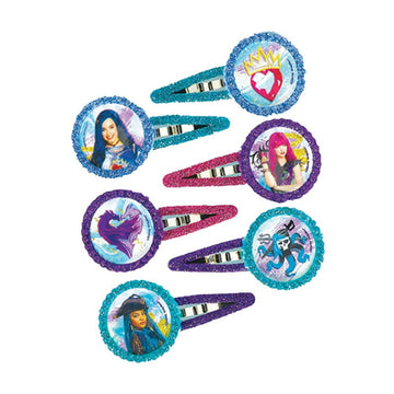 Disney Descendants II Hair Clip - Birthday Party Decorations Birthday Party