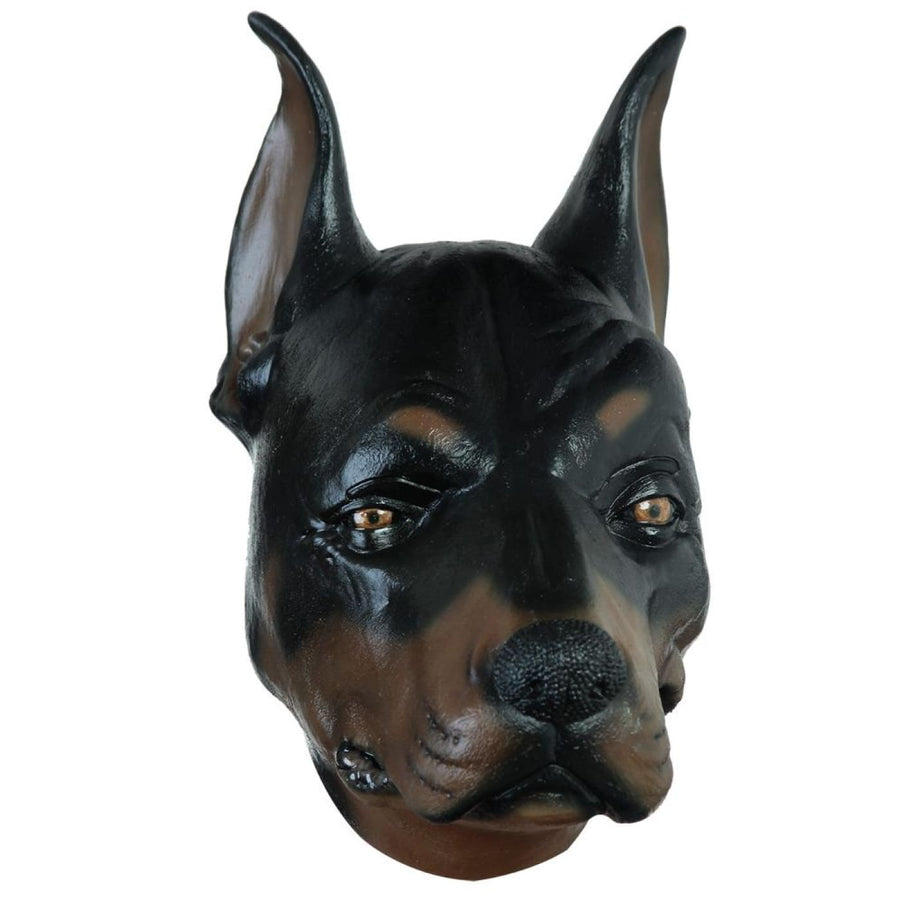 Doberman Dog Mask - Costume Masks Halloween costumes Halloween Mask Halloween