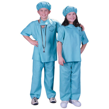 Doctor Kids Costume Md - Boys Costumes boys Halloween costume Doctor & Nurse
