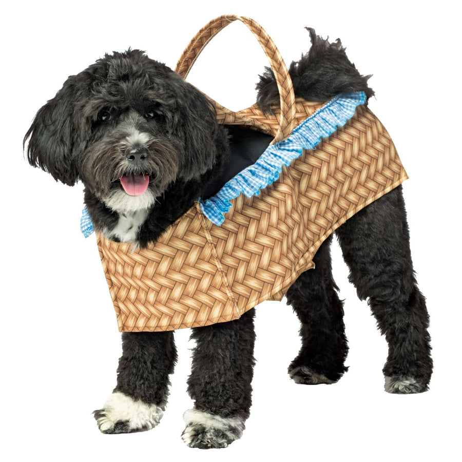 Dog - Dog Basket Med - Halloween costumes
