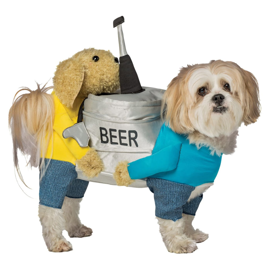 Dog Beer Keg Medium Large - Halloween costumes
