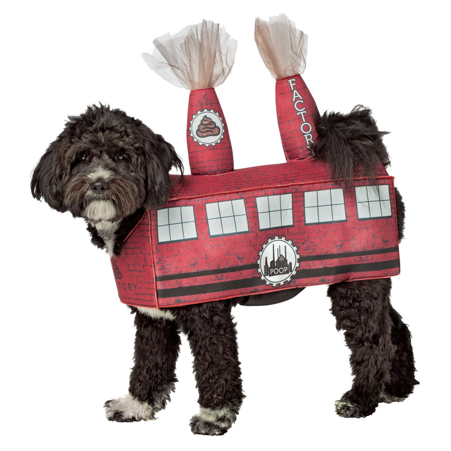 Dog Poop Factory Large Xlarge - Halloween costumes