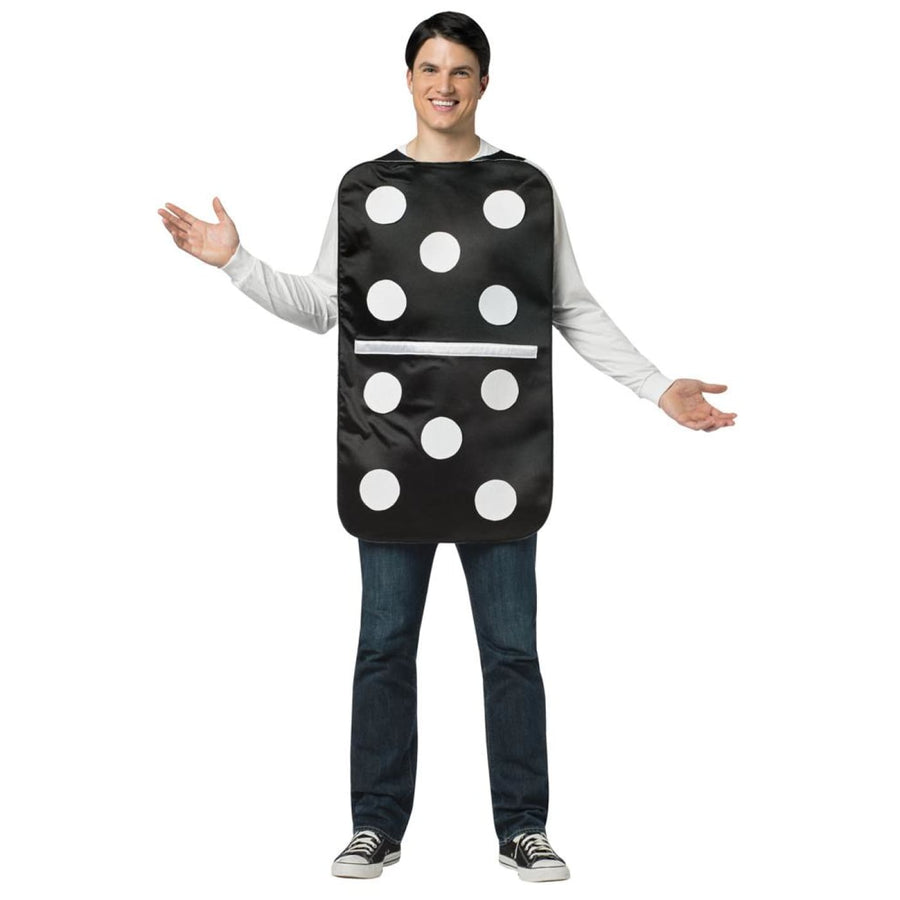 Domino Adult Costume - adult halloween costumes halloween costumes Mens Costumes