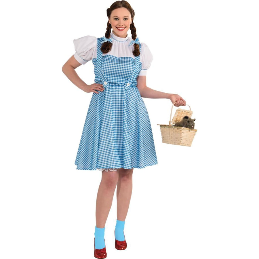 Dorothy Full Cut - adult halloween costumes female Halloween costumes Halloween